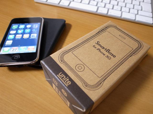 unite SmartBase for iPhone3Gの写真