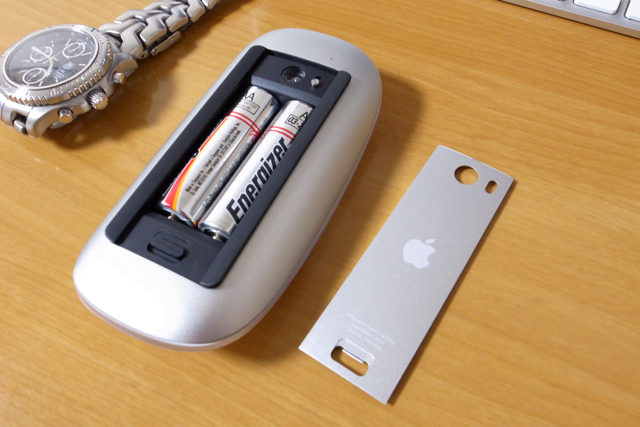 Apple Magic Mouse の写真