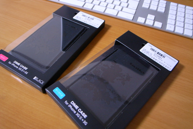 DIME CASE for iPhone 3GS/3Gの写真