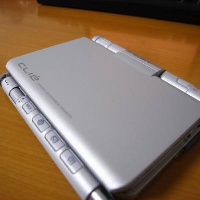 CLIE PEG-UX50の写真