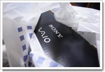 SONY VAIO Type TZ 10周年記念モデル