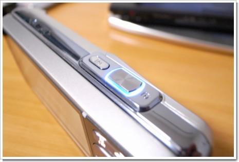 サイバーショット携帯の写真