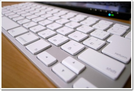 Apple Wireless Keyboard(JIS)の写真