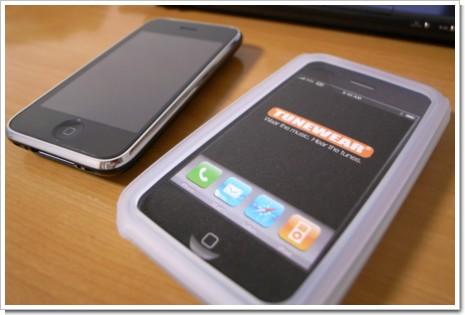 フォーカルポイントコンピュータ ICEWEAR for iPhone 3G TUN-PH-000003の写真