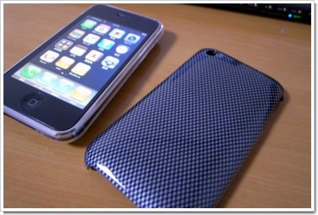 ポケゲ 着せ替えカバー iPhone 3Gの写真