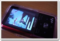 SONY Walkman NW-S718Fの動画関連の写真