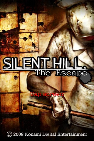 SILENT HILL The Escapeのスクリーンショット