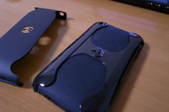 iPhone 3G用ケース Capsule Neoの写真