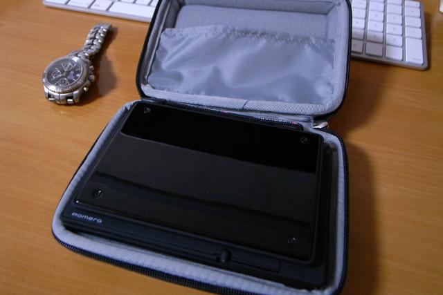 キングジム ポメラ専用セミハード ケースDMC3の写真